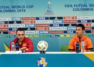 Vietnam to meet Russia in Futsal World Cup knockout stage at Medellin