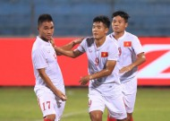 U-19 Vietnam qualify for 2017 FIFA U-20 World Cup