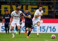 Vòng 14 Serie A:Inter có chiến thắng đậm trước Fiorentina