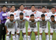 Việt Nam U22 team tie goalless with Mexico