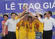 Trường Lý Thường Kiệt vô địch giải futsal THCS năm học 2016 – 2017, cúp Thái Sơn Nam lần 9