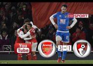 Vòng 13 Ngoại hạng Anh: Sanchez toả sáng, Arsenal tiếp tục thăng hoa
