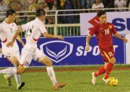 Hấp dẫn giải bóng đá U21 quốc tế báo Thanh Niên – cúp Clear Men 2016