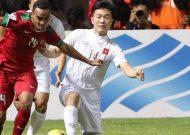 Đội tuyển Việt Nam thua Indonesia trong trận bán kết lượt đi AFF Cup