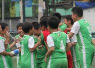 Lễ ra mắt CLB bóng đá học đường Quận 2