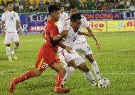 U21 Việt Nam hoà Myanmar trong ngày khai mạc giải U21 quốc tế báo Thanh Niên – cúp Clear Men 2016