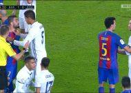 El Clasico: Để mất điểm phút chót, Barcelona bị Real nới rộng cách biệt
