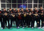 Đội tuyển futsal đến Giang Tô (Trung Quốc), sẵn sàng cho giải tứ hùng quốc tế