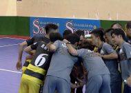 Thái Sơn Nam vào bán kết giải futsal cúp quốc gia 2016