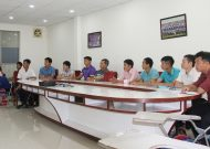 Bế giảng lớp tập huấn HLV cơ bản TPHCM 2017