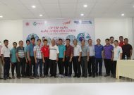 Khai giảng lớp tập huấn HLV cơ bản TPHCM năm 2017