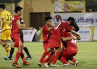 Vietnam crowned at International U19 Football Tournament after having beaten Gwangju (Korea)