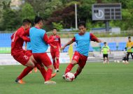 U20 VN tie with Vanuatu in friendly match