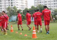 """Thay đổi thời gian mở lớp đào tạo HLV bóng đá sơ cấp """"bằng D"""" TPHCM lần 2 năm 2017"""