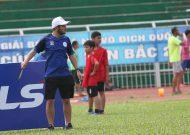 24 em vượt qua đợt đầu kỳ tuyển sinh năng khiếu bóng đá TPHCM, kết hợp với học viện Lyon (Pháp)