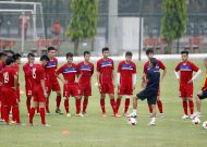 Vietnam announces 21 players for U20 World Cup mission