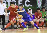 Việt Nam U20 futsal team beat China in Thailand
