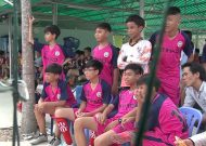 Clip Festival bóng đá học đường nam - nữ, khối 6 - 7 năm học 2016 - 2017