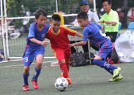 Khai mạc giải bóng đá năng khiếu lứa tuổi 10 TPHCM năm 2017