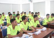 Kết thúc khoá đào tạo trọng tài futsal sơ cấp TPHCM năm 2017