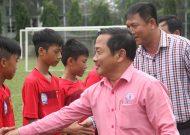 Khai mạc giải bóng đá năng khiếu lứa tuổi 12 TPHCM năm 2017