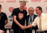 HAGL end Arsenal partnership