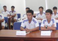 Bế giảng khoá đào tạo HLV futsal sơ cấp TPHCM 2017