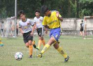 Khai mạc giải bóng đá năng khiếu lứa tuổi 14 TPHCM năm 2017
