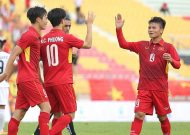 Vietnam defeated Timor Leste 4-0 at the 29th Southeast Asian (SEA) Games