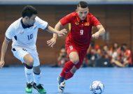 Đội tuyển futsal Việt Nam đụng độ các đội mạnh trước giải futsal Đông Nam Á 2017