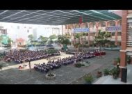 CLIP KHAI MẠC BÓNG ĐÁ HỌC ĐƯỜNG HUYỆN BÌNH CHÁNH 2017-2018