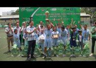 Clip sơ kết bóng đá học đường năm học 2016-2017