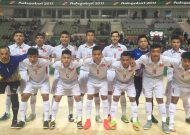 Vượt qua Quần đảo Solomon, đội tuyển futsal Việt Nam có cơ hội vào tứ kết Đại hội thể thao trong nhà châu Á