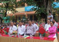 Khởi động chương trình bóng đá học đường tại trường Tiểu học Nguyễn Thượng Hiền - Gò Vấp