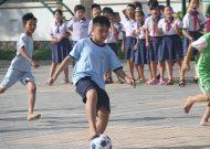 Khai mạc Festival bóng đá học đường TPHCM năm học 2017 - 2018