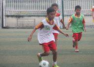 Khai mạc bóng đá học đường TPHCM năm học 2017 - 2018, tại trường Tiểu học Lương Thế Vinh Q.7