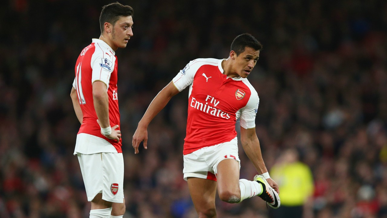 Arsenal Heading For Collision with Alexis Sanchez and Mesut Ozil Hff