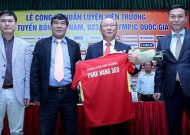 HLV Park Hang Seo (Hàn Quốc) muốn đưa đội tuyển Việt Nam vào top 100 thế giới