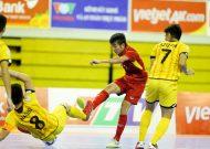 Đội tuyển futsal Việt Nam sớm đoạt vé vào bán kết giải futsal Đông Nam Á - cúp HDBank 2017