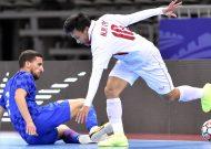 Đội tuyển futsal Việt Nam thua trận đầu tiên tại giải tứ hùng quốc tế ở Trung Quốc