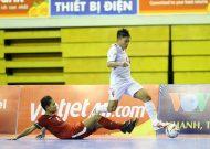 Đội tuyển futsal Việt Nam thắng nghẹt thở Indonesia tại giải futsal Đông Nam Á – cúp HDBank 2017
