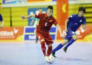 Đội tuyển futsal Việt Nam thắng kỷ lục tại giải futsal Đông Nam Á – cúp HDBank 2017