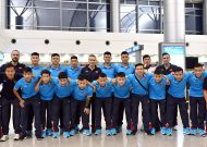 Đội tuyển futsal Việt Nam sang Trung Quốc tham dự giải tứ hùng quốc tế