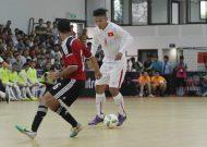 Đội tuyển futsal Việt Nam được kỳ vọng sẽ vào chung kết giải futsal Đông Nam Á cúp HDBank 2017