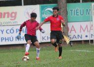 Hoàng Long FC và Thái Sơn Nam sớm giành vé vào bán kết, giải vô địch TPHCM 2017