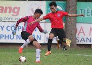 Hấp dẫn ở bảng A giải bóng đá vô địch TPHCM 2017