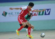 Đại học KHTN và Đại học GTVT sớm giành vé vào tứ kết giải futsal sinh viên TPHCM 2017 – cúp Đại học Gia Định