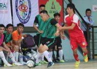 Ứng cử viên thể hiện sức mạnh tại giải futsal sinh viên TPHCM 2017 – cúp Đại học Gia Định