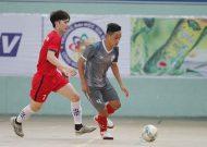 Các ứng viên vô địch đều vào bán kết giải futsal sinh viên TPHCM 2017 – cúp Đại học Gia Định