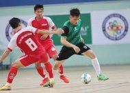 Xác định xong các cặp đấu tứ kết giải futsal sinh viên TPHCM 2017 – cúp Đại học Gia Định